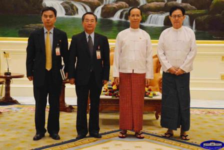 NK Ambassador to Burma