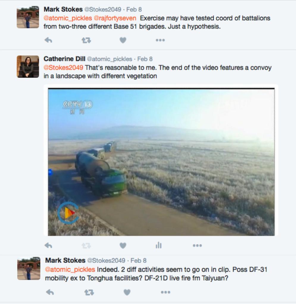 Convoy tweet