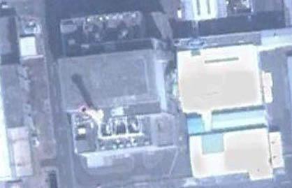 Nordkorea startar plutoniumreaktor